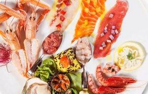Crudi di pesce freschissimi ristorante di pesce roma le vele