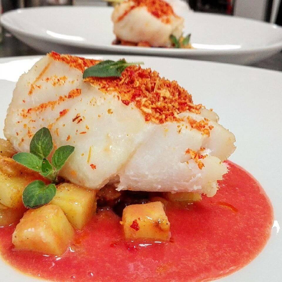 Filetto di pesce freschissimo ristorante di pesce roma le vele
