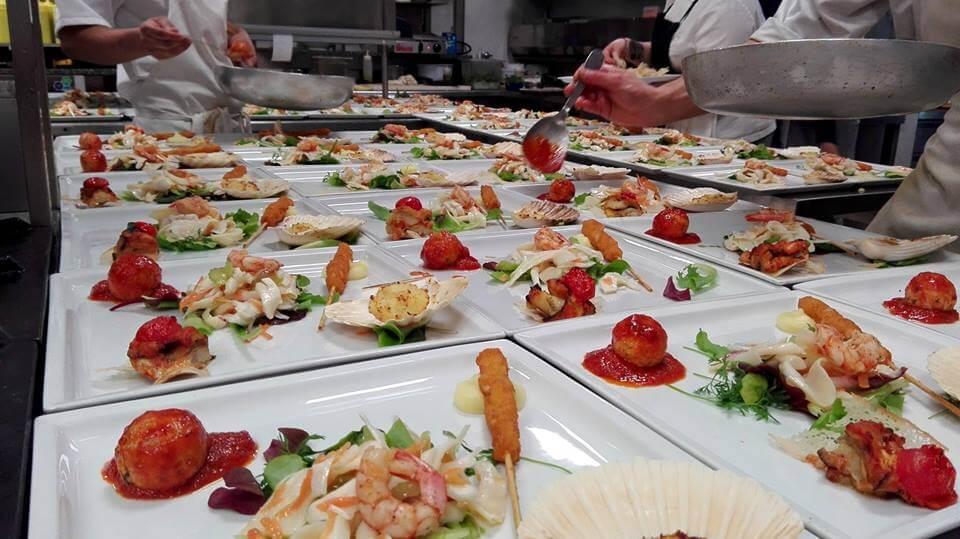 pesce freschissimo ristorante di pesce roma le vele