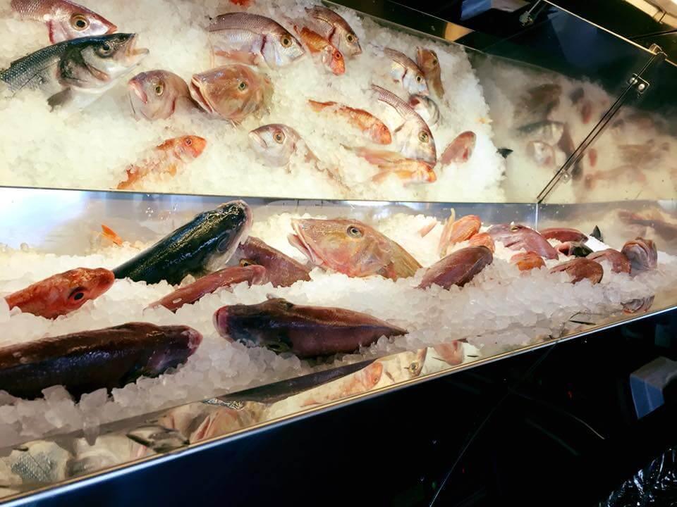 pesce appena pescato ristorante di pesce roma le vele