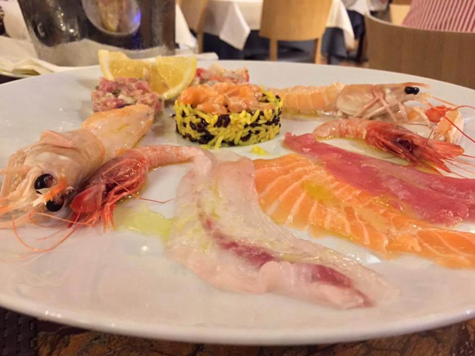 sushi italiano freschissimo ristorante di pesce roma le vele
