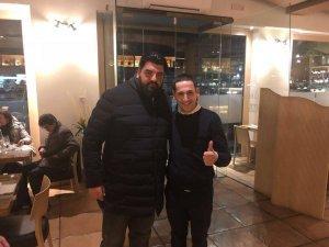 le vele fish restaurant roma - Antonello con Cannavacciuolo
