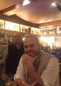 le vele fish restaurant roma - Federico e Paolo