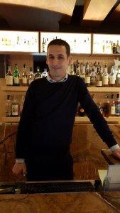 lo staff del ristorante di pesce le vele a roma