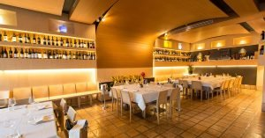 ristorante per feste a roma